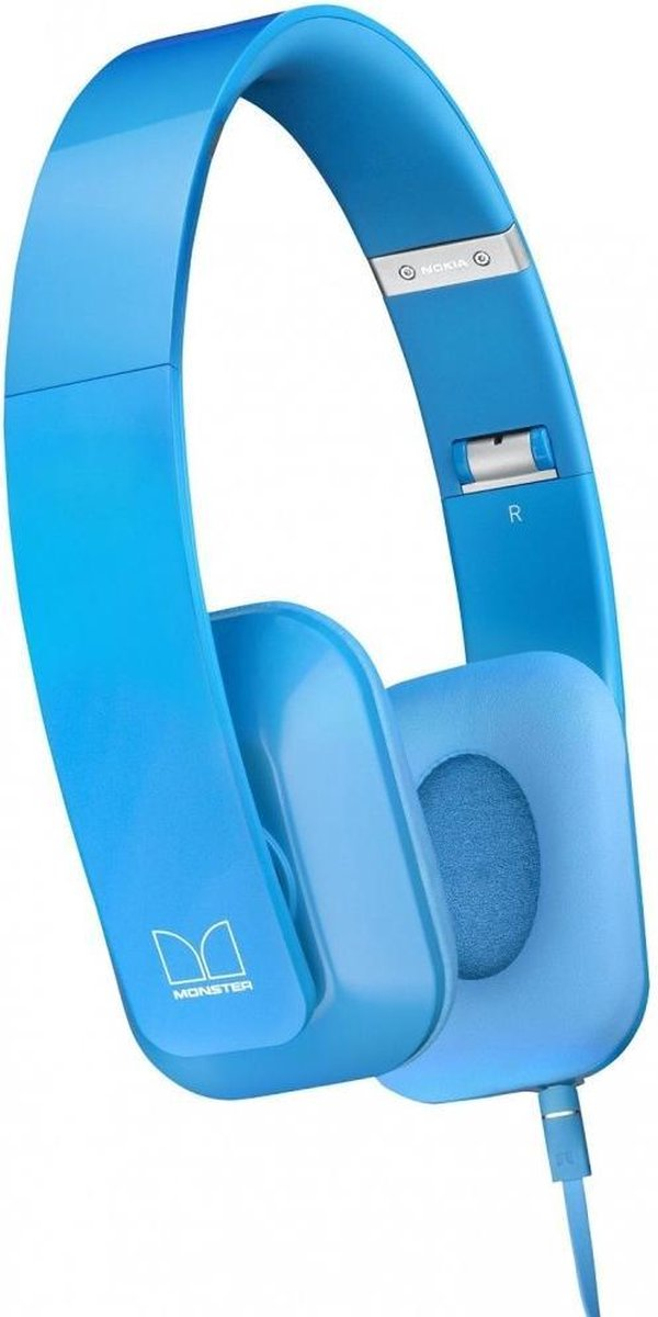 Nokia WH-930 Purity HD Stereo Headset - Blauw