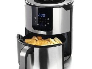 Emerio AF-124802.1 Airfryer Staal