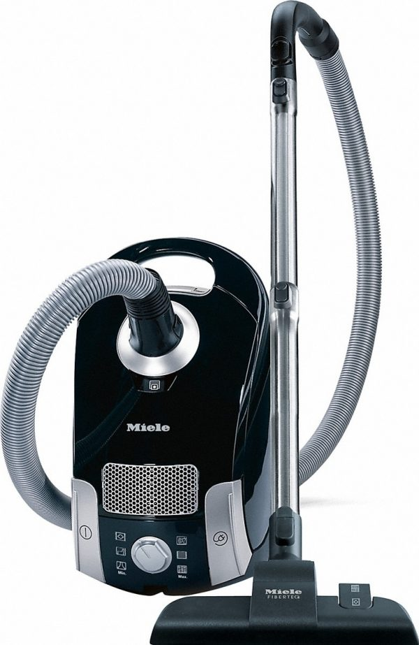 Miele Compact C1 Youngstyle Stofzuiger Zwart