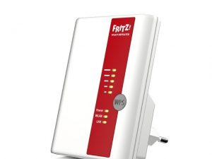 AVM FRITZ!WLAN Repeater 310 WiFi repeater Wit