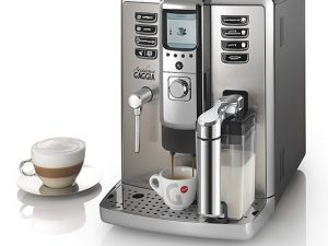 Gaggia Accademia Volautomaat Staal